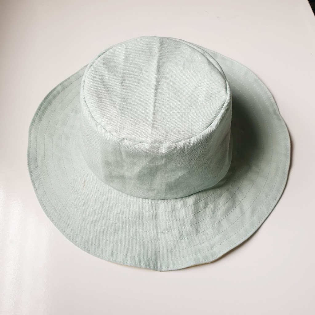 Free Sewing Pattern Baby S Bucket Hat With Photo Tutorial Tiana S Closet