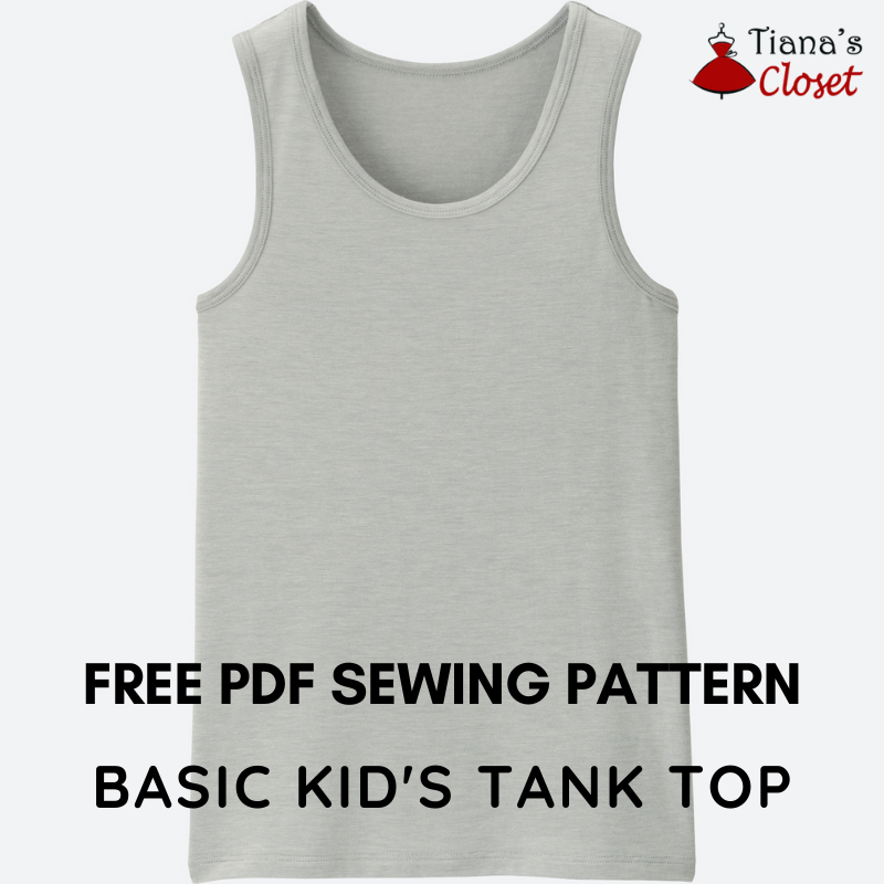 kid's tank top