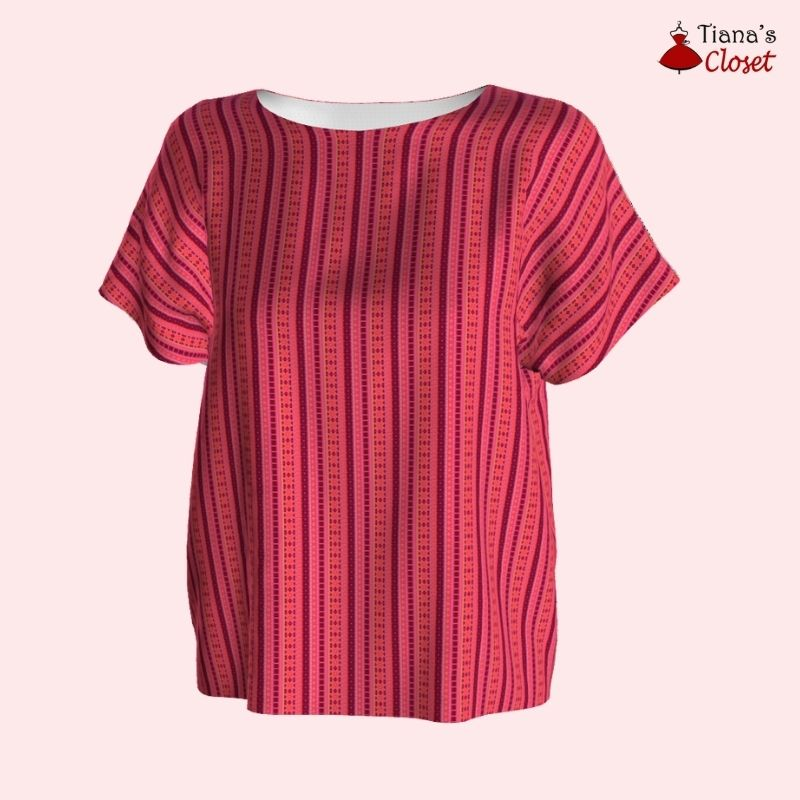 SIMPLE BOXY TOP PATTERN (1)